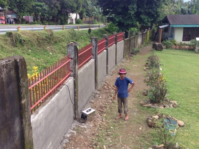 Schule auf den Philippinen