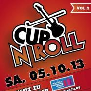 2013 Cup n Roll Anmeldung