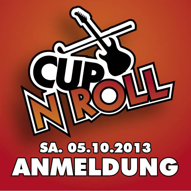 Cup n Roll Tunier Anmeldung
